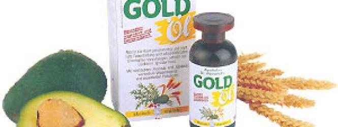 zlatno maslo