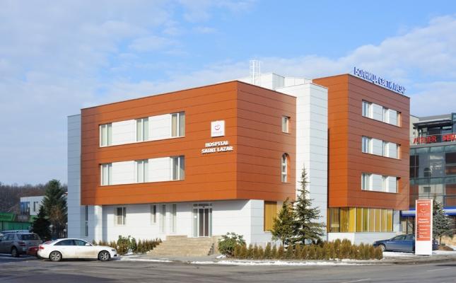 st.lazar hospital