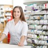 http://www.dreamstime.com/stock-photo-female-pharmacist-standing-counter-image22419720