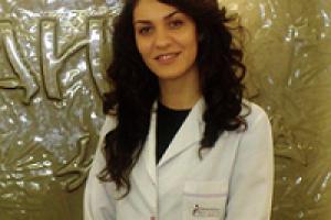 Veronika Strashimirova