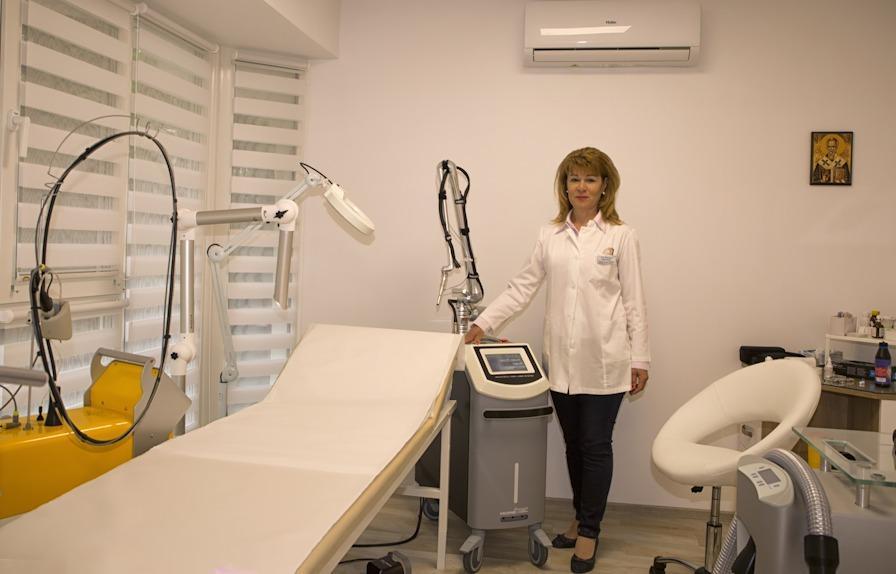 Лазерна дерматохирургия - Естетична медицина - Кожни и венерически болести - Д-р Монева